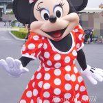 ディズニーランド開園時間にキャラクターたちがお出迎え♪/スイートルームにお泊りでディズニーに行ってきました①