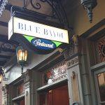 ディズニーランド「ブルーバイユーレストラン」で夕食♪/スイートルームにお泊りでディズニーに行ってきました⑦