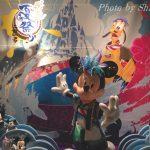 ディズニー夏祭り2016・ランド内のデコレーション&ディスプレイ