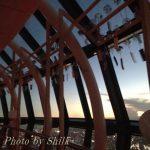 東京スカイツリー展望デッキから地上450mの天望回廊へ