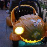 ディズニーハロウィーン【トゥーンタウン】ミッキーの車をレポート♪