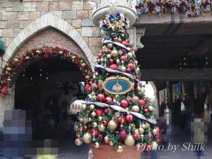ディズニーシークリスマス