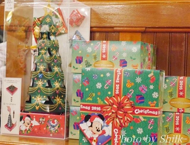 ディズニークリスマスグッズ