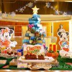ディズニーアンバサダーホテルのレストラン【エンパイアグリル】でクリスマスランチしたよ♪