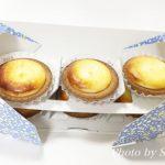 ららぽーと海老名のチーズタルト【BAKE】クリスマス限定パッケージ♪