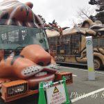 富士サファリパークジャングルバスでライオンにエサをあげてきました!大迫力ルポ!