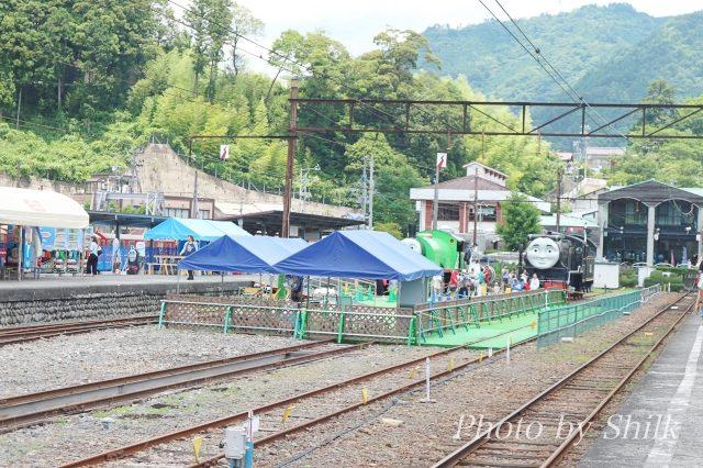 大井川鉄道トーマスフェア会場