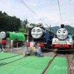 【大井川鉄道】千頭駅のトーマス・フェアの回る順番に注意!シルク家オススメ順路