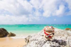 沖縄の海のイメージ