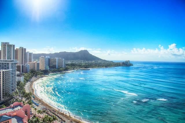 ハワイのイメージ