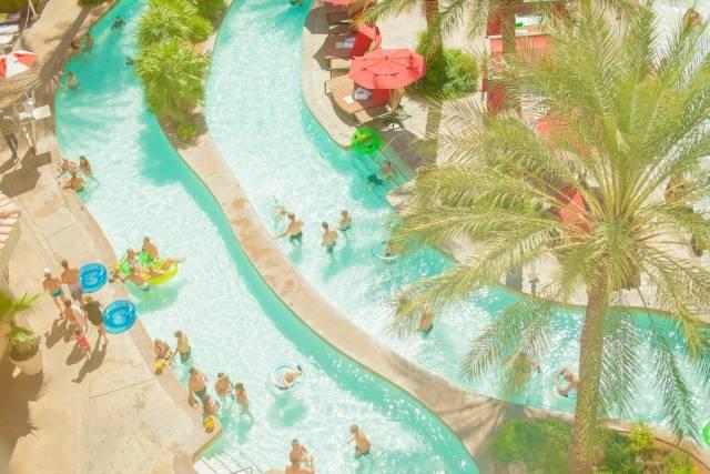 流れるプールのイメージ