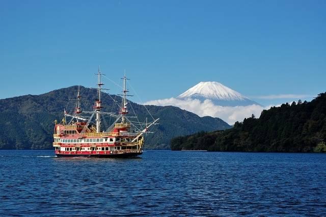 芦ノ湖のイメージ