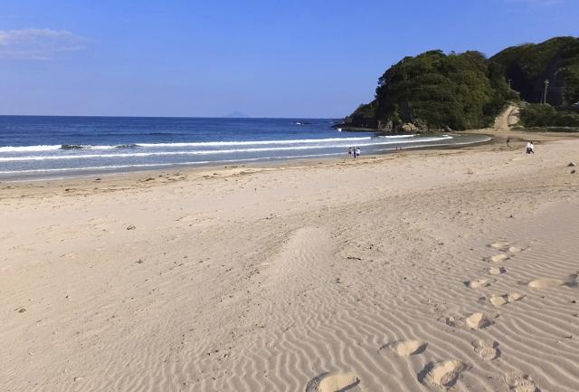 白浜海岸のイメージ