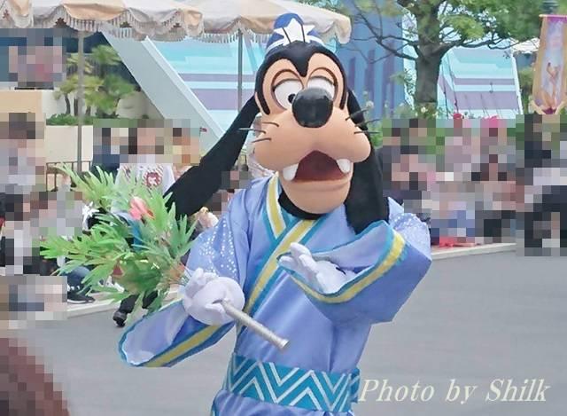 ディズニー七夕デイズ2018グーフィー
