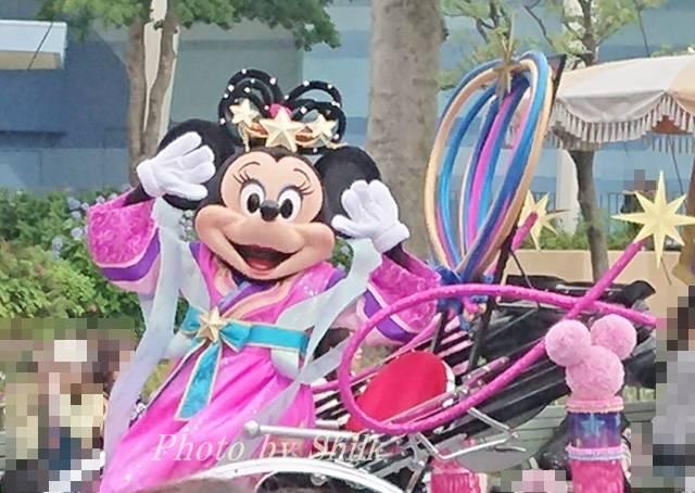 ディズニー七夕デイズ2018ミニー