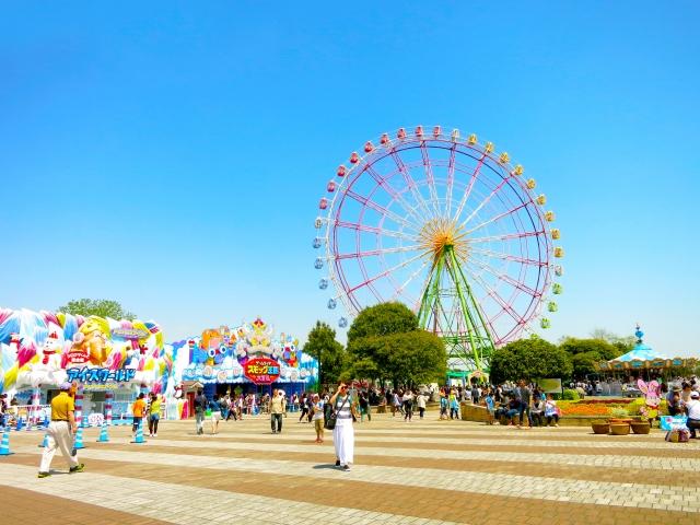 遊園地のイメージ画像
