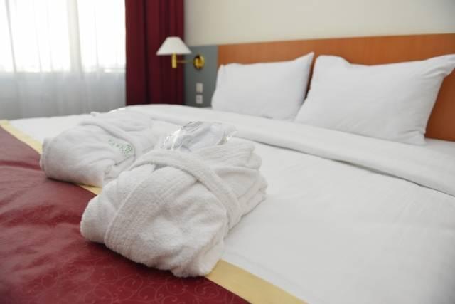 ホテルの部屋のイメージ