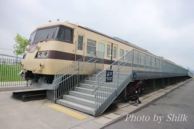 リニア・鉄道館の展示117系