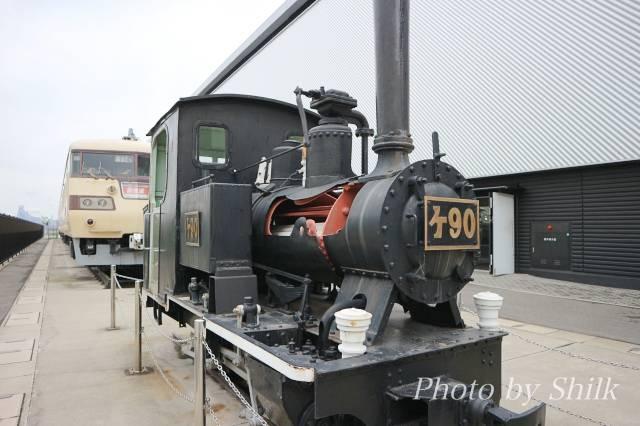 リニア・鉄道館の展示