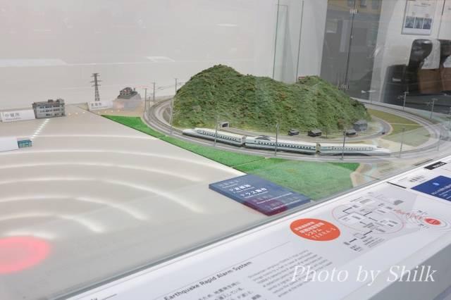 リニア・鉄道館の展示・鉄道のしくみ
