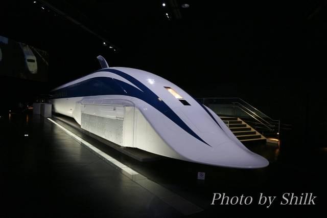 リニア・鉄道館の展示車両:エントランス