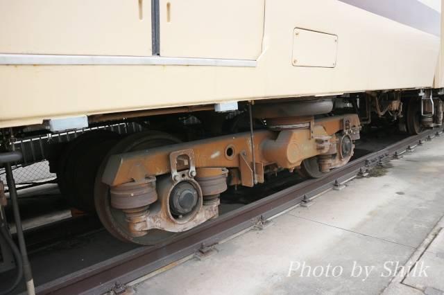リニア・鉄道館の展示車両:屋外