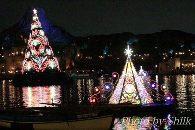 東京ディズニーシーのディズニー・クリスマス