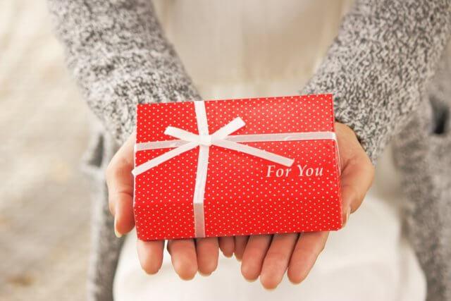 プレゼントのイメージ