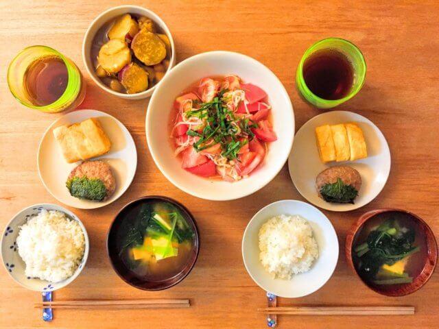 手料理のイメージ