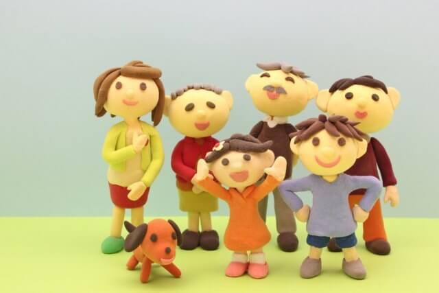 家族のイメージ