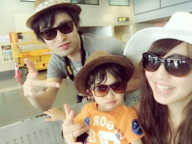 家族旅行のイメージ