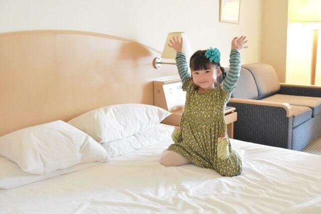 子供と泊まるホテル