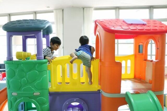 ホテル内遊戯室