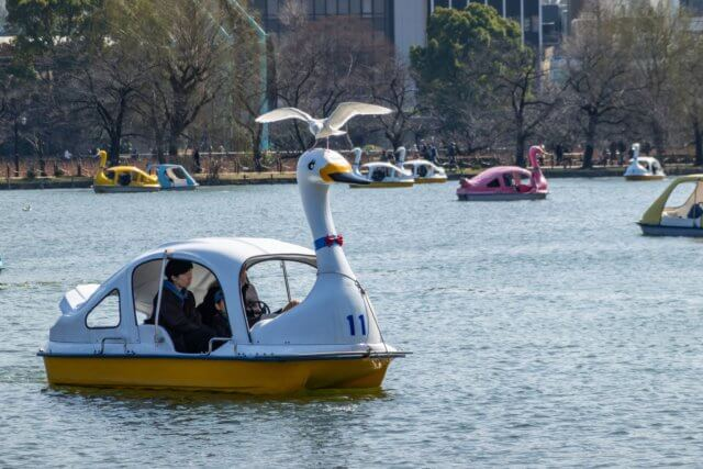 上野恩賜公園のイメージ