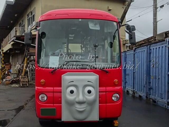 大井川鉄道トーマス号新金谷車両整備工場見学