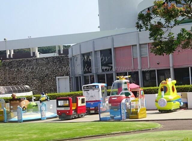油壺マリンパークちびっこ遊び場