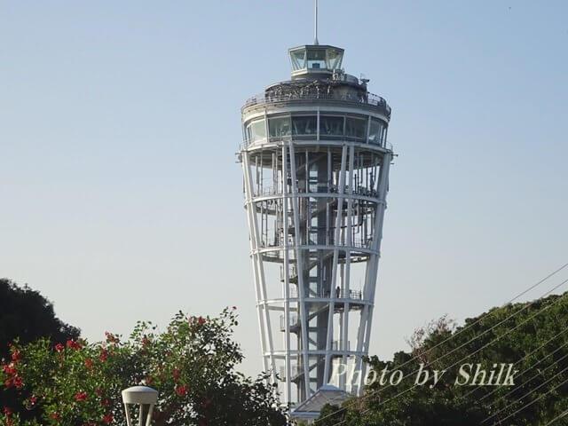 江ノ島灯台シーキャンドル