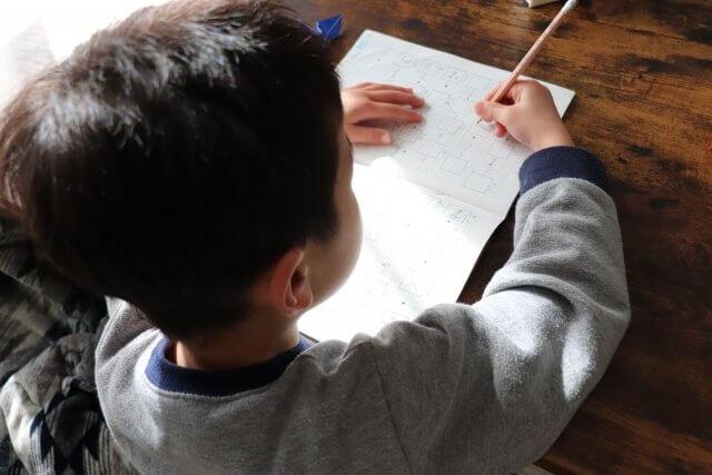 子供の自由研究