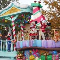 東京ディズニーランド2019年クリスマスをレポート