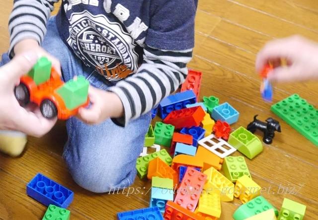 知育玩具写真