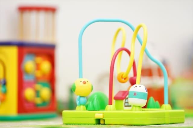 知育玩具サブスクイメージ写真