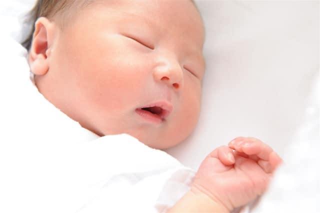 赤ちゃんのイメージ写真