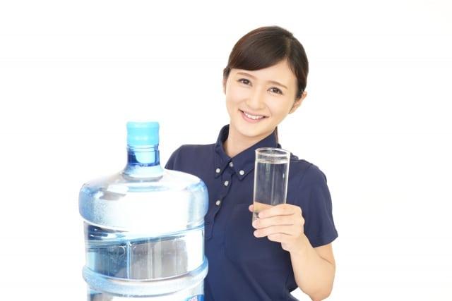 ウォーターボトルのイメージ写真